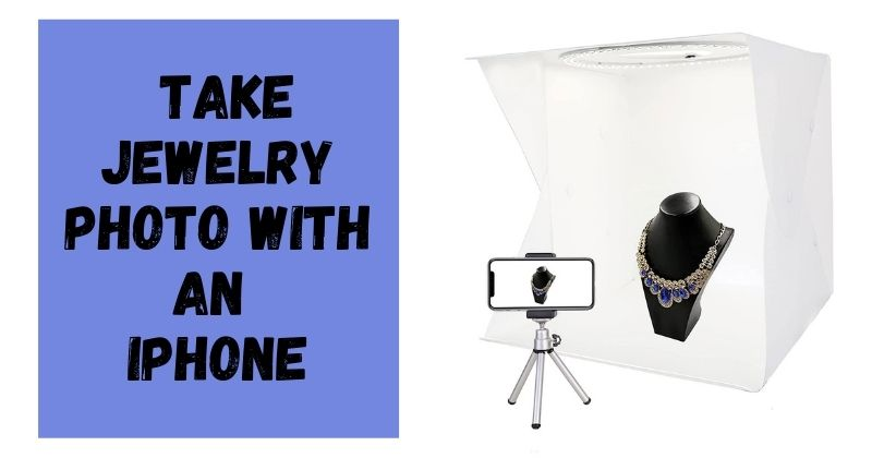 Jewelry Photography for Etsy with iPhone